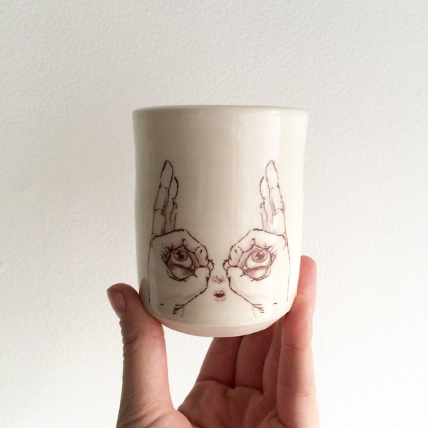 face cup